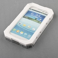 For Samsung I9300 Galaxy SIII S3 Waterproof Shock Anti Dirt Dust/Snow Proof Plastic Protective Case Cover