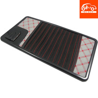 Car car sun-shading board cd folder cd bag exhaust pipe cd sleeve sun-shading board storage bag car accessories