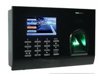 Free Shipping by DHL, TCP/IP Fingerprint Time Attendance ,Time Recorder Clock System ,User Capacity 2200 sn:k100plus,min:2pcs