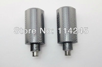 motorcycle parts Carbon Frame Sliders Crash Protector For Yamaha FZ1 2006 2007 2008