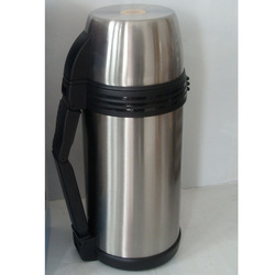 Large diameter vacuum cup vacuum wide mouth pot travel pot home water bottle 1.8l(China (Mainland))