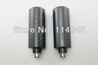 motorcycle parts Carbon Frame Sliders Crash Protector For Yamaha FZ6 2004 2005 2006 2007 2008