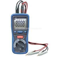 NEW CEM DT-5302 Digital High-Accuracy Kelvin 4-Wires Milliohm Meter Tester