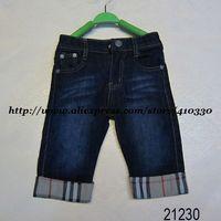 2013 New Arrivel Boy's Demin Jeans/Baby Boy's Summer Hot pants/Children's Beach Pants/Trousers/Boy's Shorts