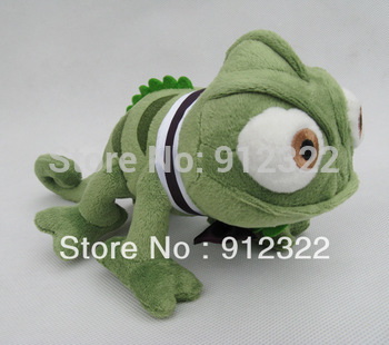Tangled Rapunzel PASCAL Ever After Chameleon Plush toy Doll  Wholesale and Retail