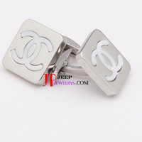 wholesale Cuff  Stainless Steel Cool  Cuff Links/surgical stainless steel jewelry