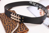 Grid women's belt Women