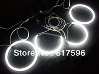 Free Shipping 1SET CCFL Angel Eyes Halo Headlight Ring For Lexus 98-05 IS200 IS300 Altezza Gita