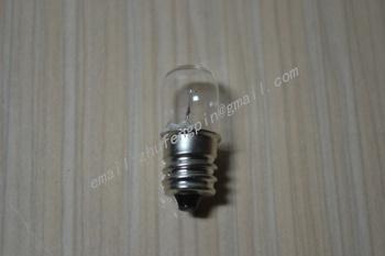 lamp,indicator bulb ,E12,18V 0.11A,24V 0.11A,30V 0.11A