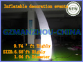 Free shipping/size:9.84' ft Highly   1.64' ft Diameter/Inflatable decoration events