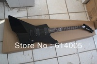 Free shipping New Arrival Hot Selling Guitar ESP SNAKEBYTE James Hetfield Electric Guitar s EMG battery-powered pickup black