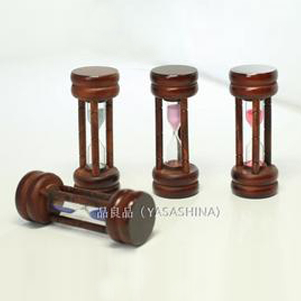 High quality decoration wood timer sand clock hourglass home accessories 7(China (Mainland))