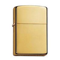Oil machine brass case lighter titanium paintless kerosene, lighter gift