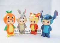 Bombards sega kewpie doll stitch tiggerific bugs bunny cosplay