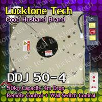Remote-controlled Lighting Lifter Chandelier Hoist Light Lift DDJ50-4 (50kg Capability 6m drop 110--240V)