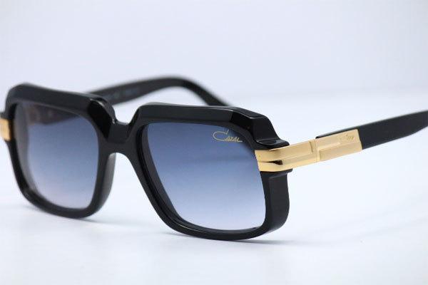 Óculos de sol 2013 do vintage Cazal 607 preto Mix Ouro comprar barato na loja de óculos Cazal on-line(China (Mainland))