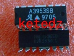 The new ALLEGRO PWM stepper motor driver chip A3953SB original A3953SBT(China (Mainland))