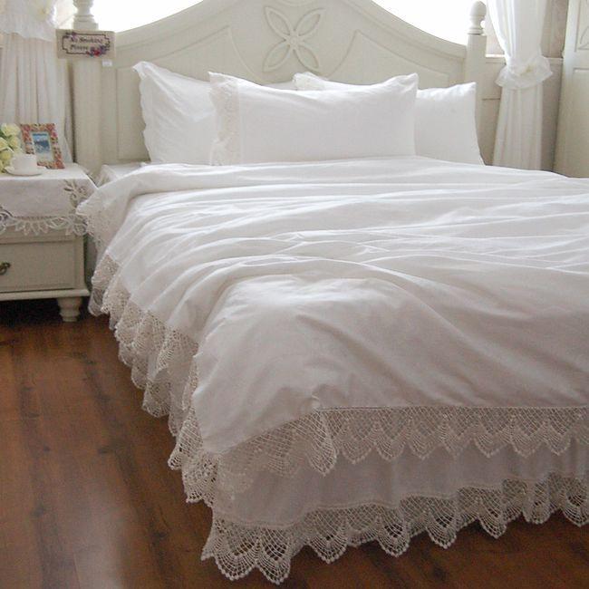 Prinses eenpersoonsbed promotie winkel voor promoties prinses eenpersoonsbed op - Romantische witte bed ...