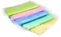 10Pcs/Lot  Pet PVA Hypothermia Ice Cooling Towel Summer Dog Cat Towel 43cm*32cm