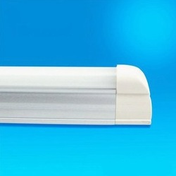 6W tube T5 Free shipping 300mm led tube light linear fluorescent lamp AC85-265V energy saving lighting prolongable t5 led tube(China (Mainland))