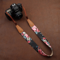Cam-in denim series general camera suspenders flower cam7137