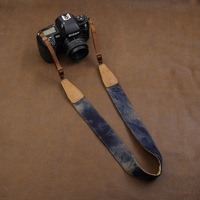 Cam-in denim series general camera suspenders solid color cam7101 camera strap