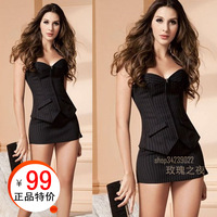 hot sale Personal Corset suit with skirt sexy shaper waist vest royal corset set