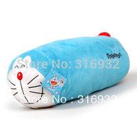 J2 Super cute cylinder Doraemon plush pillow,plush toys,high quality, 1pc