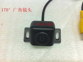 General car 170 deg . wide angle waterproof rearview lens webcam wireless free shipping