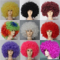 200Grams Huge Afro Wig Christmas Halloween Dance Performance Show Wigs Both Men and Women Party Wigs Free Shipping