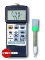 New LUTRON PH-207 Intelligent PH Meter pH, mV, Temperture Tester Gauge