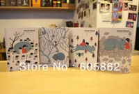 New sweet great friend series Notebook/ Paper Notepad / diary  A0114