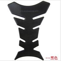 Motorcycle refires pieces pedal  automobile race applique personalized fishbone decoration  fuel tank  car stick sticker auto