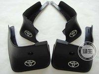 2007-2012 Toyota Corolla Soft plastic Mud Flaps Splash Guard