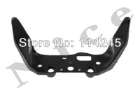 motorcycle parts Black Upper Fairing Stay Bracket For Honda CBR 600 F4 /F4i 1999 2000 2001 2003 2004 2005 2006 Headlight Bracket