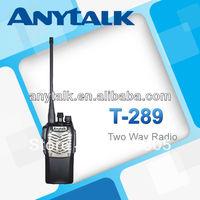 T-289 VHF very cheap 7W portable radio