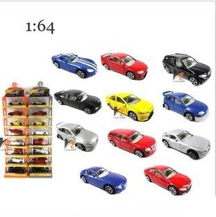 1:64 sliding alloy toy cars         409
