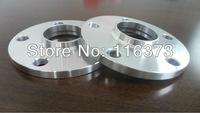 1 pair 5x112mm billet HubCentric Wheel Spacers 20mm thickness 57.1mm hub bore