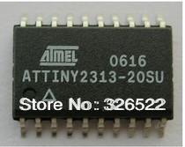 Free Shipping 20PCS ATTINY2313-20SU ATTINY2313 SOP-20 IC