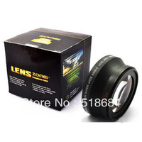 ZOMEI 67mm 0.43X Professional Super Wide Angle + Macro Conversion Lens 67 0.43X For canon 18-135mm nikon 18-105MM  lens