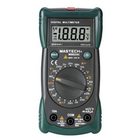 Free Shipping MASTECH MS8233C digital multimeter with electric induction multimeter, backlight