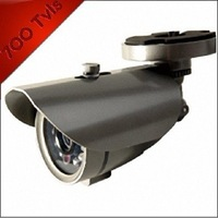 "700tvl 1/3"" SONY built-in bracket mini cctv camera"