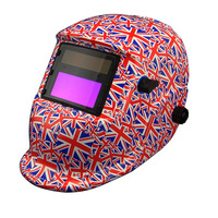 Solar auto darkening welding helmet/welding filter/eyes mask for MIG MAG CT TIG  KR welding and plasma cutter