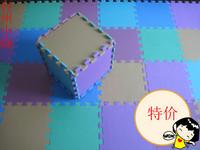 Free shipping Eva foam mat baby crawling mat puzzle mats foam floor mats solid color pad