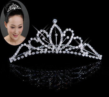 Free shipping The bride hair accessory the bride accessories crystal bride xl-3501