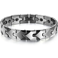 Accessories jewelry tungsten steel material tungsten steel male bracelet ws422