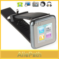 1.44 Inch High Quality Touch Screen Watch Mobile Phone, Cell Phone with Camera Bluetooth MP3/MP4 Java FM