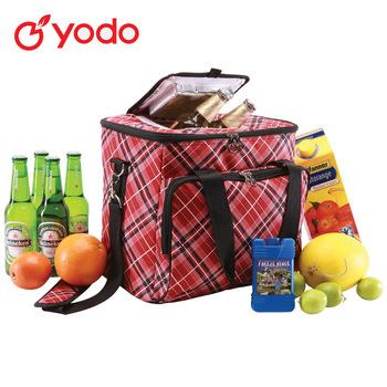 Yodo fashion cooler bag insulation bag Large breast milk storage bag cooler bag ice pack
