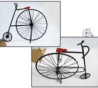 Free shipping!Metal Bicycle Model Fashion Vintage Bicycle Desktop Decoration Gift