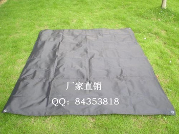 Free shipping Shengyuan 2.1 meters multifunctional waterproof canvas mat mats tent ground cloth